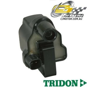 TRIDON IGNITION COIL FOR Nissan Patrol GQ Series II(EFI)2/92-12/97,6,4.2L TB42E