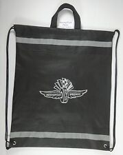 Indianapolis Motor Speedway Cinch Drawstring Backpack Bag Indy 500 Brickyard 400
