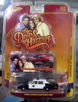 Johnny Lightning 1/64 Dukes of Hazzard State Police 1977 Dodge Monaco Diecast