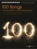 Easy Keyboard Library 100 Songs Learn to Play POP TUNES Piano BUMPER Music Book