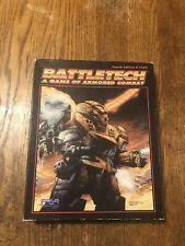 1996 BATTLETECH A Game of Armored Combat FOURTH Edition #1604 For Parts