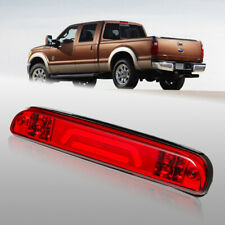 Red 3D LED Tube Third Brake/3rd Rear Cargo Stop Light for 1993-2011 Ford Ranger