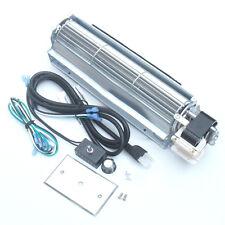 BK GA3650 GA3650B GA3700 GA3700A GA3750 GA3750A Fireplace Blower Fan Kit Rotom