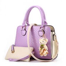 Women Handbag Shoulder Bag Tote Purse Leather Ladies Satchel Messenger Hobo Bag