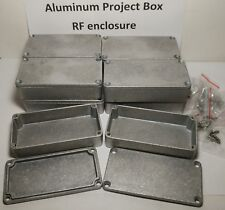"Hammond 1590G type Diecast Aluminum Enclosure - (3.9"" x 2.0"" x 0.9"") X16 16 box"