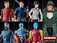 Marvel Legends Shang Chi Wave Set of 6 Figures Mr. Hyde BAF IN STOCK