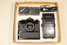 RARE Canon f-1 High Speed Motor Drive Camera Only 100 pcs were made #430
