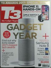 T3 The Gadget Magazine UK Awards 2017 Special Gadget of the Year FREE SHIPPING s