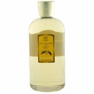 Geo F Trumper Sandalwood Hair & Body Wash (500ml) with Pump Dispenser