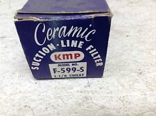 Virginia KMP F-599-S Ceramic Suction Line Filter Kenmore F599S New