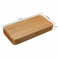 High-Grade Simple Carbonized Bamboo Incense Box Incense Holder Incense  !