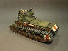 John Jenkins Designs Gwb-02 Wwi British Medium Mark A Whippet Tank Caesar Ii