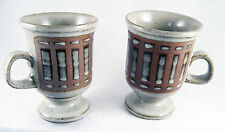 Stoneware Tableware 1940-1959 Date Range Studio Pottery