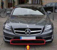 Original Mercedes Benz CLS W218 AMG Vorne Stoßstange Unten Rand A2188850222 OEM