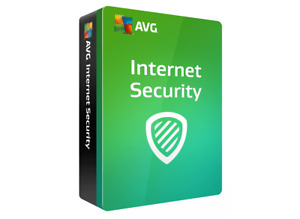 AVG Internet Security 2021 2 Years 1 PC