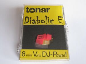 Tonar Diabolic E DJ Cartridge Diamond Stylus scratching turntablist