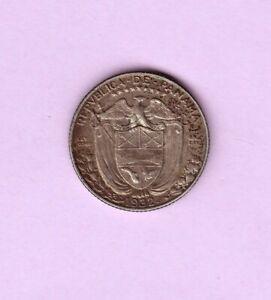 PANAMA 1932 1/10 Balboa en Argent / SUP / 2,5 G / 150 000 exemplaires / KM 10