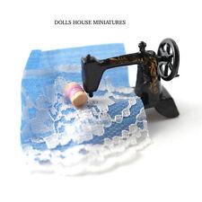 MACCHINA da cucire con accessori, DOLLS HOUSE miniatura. Sew stanza scala 1.12
