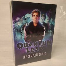 Quantum Leap: The Complete Series Dvd 18-Disc Set Nib Sealed