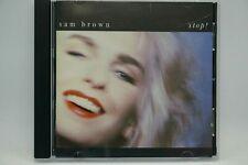 Sam Brown - Stop!  CD Album