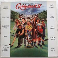 Caddyshack II - CHEAP TRICK E.W. & F. PATTY SMITH - LP VINYL OST 1988 MM/NM