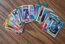 1990 Topps Cleveland Indians Team Set with Traded (35 cards)