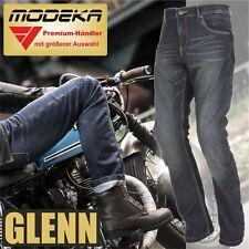 -25% MODEKA Motorradjeans GLENN Aramid Verstärkungen Protektoren Jeans UVP139,90
