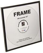 """PVC FRAME for vinyl record/cover 7"""", 10"""" or 12"""" SCHALLPLATTENRAHMEN BILDERRAHMEN"""