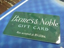 Gift Card to Barnes & Noble Books $25.00