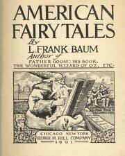 American Fairy Tales Ser.: American Fairy Tales : Classic Short Stories by...