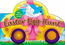 Easter Egg Hunt: with a Tweet Tweet Car Horn (Shaped Board Books) by Priddy, Ro