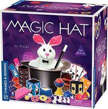 Magic Hat 35 Trick Magic Kit Thames & Kosmos 680282