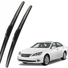 Genuine OEM Set Front Windshield Wiper Blades For 2007-2012 Lexus ES350 Sedan