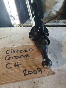 Citroen C4 Picasso gear stick & knob UNIT 2006/2013