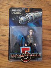 1997 Babylon 5 Collector Series Figure - Londo Mollari with Transport Sealed