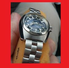 ge STENIS swiss made  sub 10 ATM 21 JEWELS AUTOM. all stainless s. LADY NOS 1990