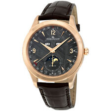 Jaeger LeCoultre Master Automatic Metorite Dial Mens Watch Q1552540