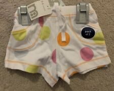 Girls Age 3-6 Months - BNWTS X2 Mothercare Shorts