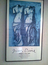 Jim Dine Lithograph Double Venus Sky at Night Art - Mounted