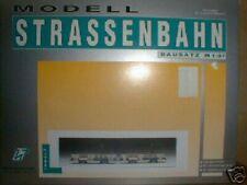 H & P 1:87 STRASSENBAHN TATRA T4/B4 Stadtrundfahrt Dresden blau