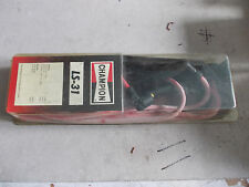 CAVI CANDELE CHAMPION ROVER 216 416 89-93 HONDA CIVIC 16V KIT PLUG CABLES
