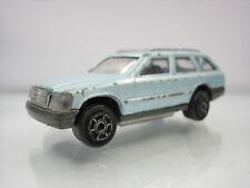 Diecast Majorette Mercedes 300 TE No. 250 Blue Good Condition