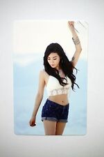 SNSD Girls' Generation Single Album Party Tiffany Official Photo Sticker Card SM