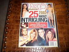 PEOPLE MAGAZINE DECEMBER 30, 2002