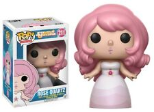 Funko - POP Animation: Steven Universe - Rose Quartz Vinyl Action Figure New