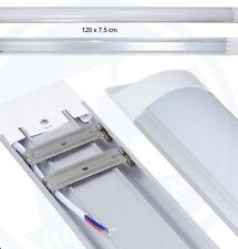 LED Lichtschiene / Unterbauleuchte Möbelleiste 120 cm x 7,5 cm -40 Watt Kaltweiß