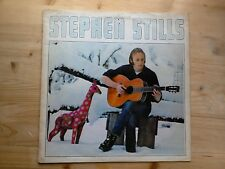 Stephen Stills Self Titled Plum/Red 1st Press Very Good Vinyl LP Record 2401004