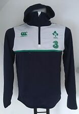 IRELAND RUGBY PEACOAT HYBRID  HOODY BY CANTERBURY SIZE ADULTS MEDIUM BRAND NEW