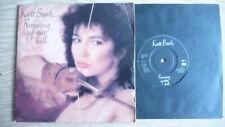 "KATE BUSH - Running up that hill - Gatefold Sleeve 7"" Single,EMI Records,1985"