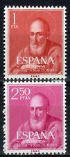 ESPAÑA 1960 EDIFIL 1292/1293**